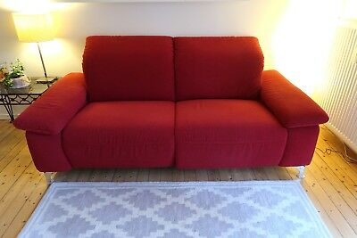 Musterring Couch Weiß Eur 115000 Picclick De