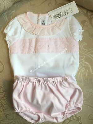 Calamaro Spanish baby girls set various sizes BNWT romany