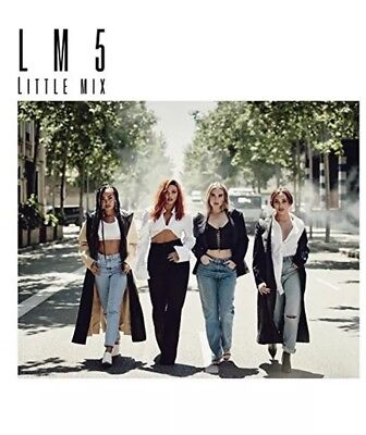 Little Mix - LM5 (CD) New and Sealed