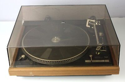 Dual Automatic Turntable 1242