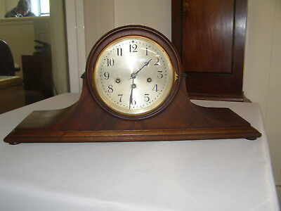 Antique Seth Thomas large Mantel clock westminster chime, runs & chimes