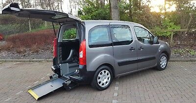 59 Peugeot Partner Tepee Urban 1.4L ⭐ Wheelchair Accessible Disabled Vehicle