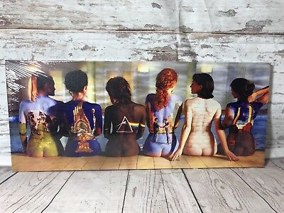 Pink Floyd Back Catalogue Music Album  Canvas Picture Ready To Hang Xmas gift