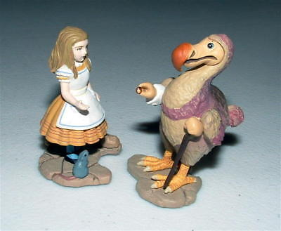 KAIYODO TEA PARTY Alice In Wonderland ALICE & DODO Figure SIR JOHN TENNIEL