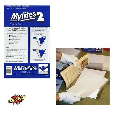 MicroChamber Paper / Mylite Combination Current Size