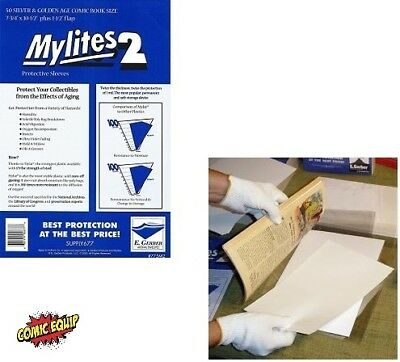 MicroChamber Paper / Mylite Combination Silver Size