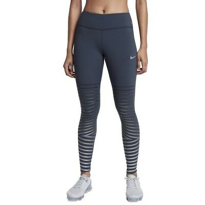 dd16271978af1 WOMENS NIKE POWER Epic Lux Flash Running Tights Size XS 856680-471 ...