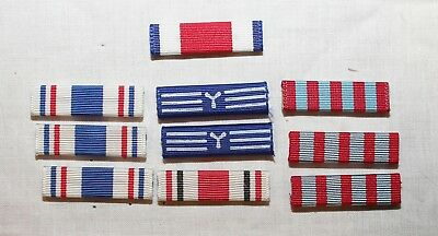 CAP Civil Air Patrol Lot of miscellaneous new ribbon awards