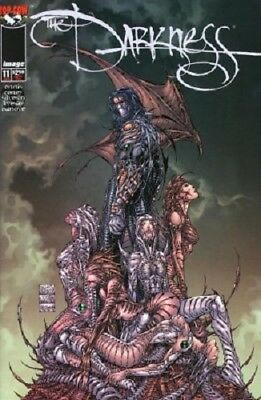 The Darkness #11 Cover K Top Cow NM