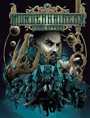 D&D Dungeons and Dragons Limited Hobby Cover Edition MORDENKAINEN'S TOME OF FOES
