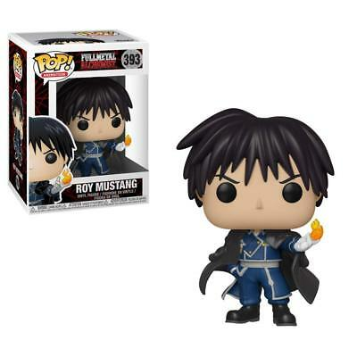 Funko Pop Animation: Full Metal Alchemist - Colonel Mustang Collectible Figure