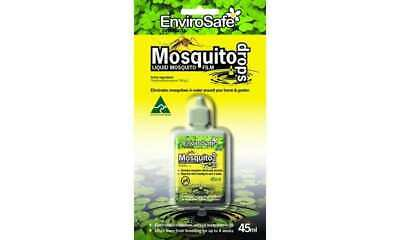 PESTROL MOSQUITO CONTROL DROPS – ENVIROSAFE NON TOXIC OZ STOCK Fast and Free