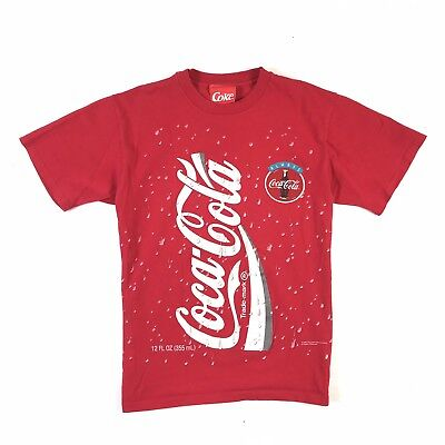 1994 Vintage Coca-Cola Company Double Sided Tshirt Made in USA