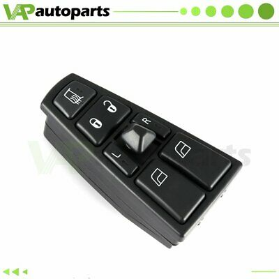 Power Window Door Lock Switch Front Driver Side Fit For Volvo VNL VNM 2004-2012