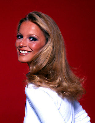 GLOSSY PHOTO PICTURE 8x10 Cheryl Ladd Blond