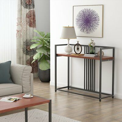39.37''H Modern Console Table Sofa Table Hallway Side Stand Entryway Living Room