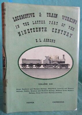 Railroad Manual; Locomotive and Train Working in the late 19th Century: 1800's