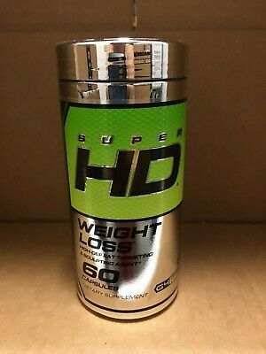Cellucor Super HD Weight loss (2x)