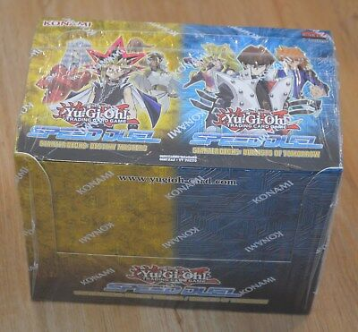 Yu Gi Oh ! Speed Duel Starter Destiny Masters & Duelists de Tomorrow Afficher