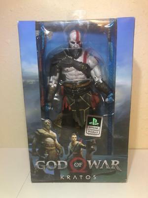 "NECA GOD OF WAR KRATOS 7"" inch Scale Action Figure 2018 NEW!"