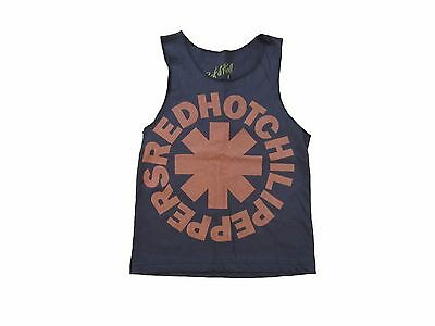 Red Hot Chili Peppers Kids Singlet Rock And Roll Girls Boys Punk Rocker Grunge