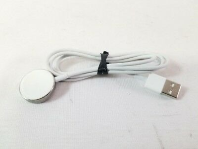 Genuine Apple Watch A1570 1m Magnetic Charging Cable White MKLG2AM/A