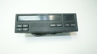 Bmw E36 3 Series Multifunction Display Screen 8 Button Obc 1387063