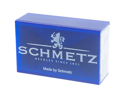 Sewing Machine Needles by Schmetz Various Sizes Bulk Boxes of 100 Needles