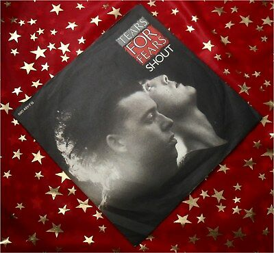 TEARS FOR FEARS - Shout / The big Chair * TOP (M-:)) KULT PREIS HIT SINGLE