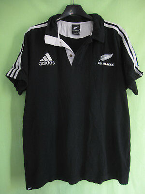 Rugby à XV homme ADIDAS Polo All Blacks Rugby World Cup 3 Anthem