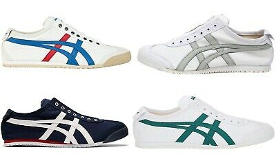 100% authentic 6748d f2852 SHOES ASICS ONITSUKA Tiger Mexico 66 Slipon Slip on D3K0N D2J4L without  Laces