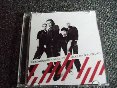 U2-Sometimes you can´t- 3 inch Single CD-Made in Germany