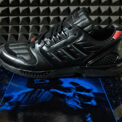 ADIDAS STAR WARS ZX 8000 Darth Vader black torsion neu eqt aqua 10000