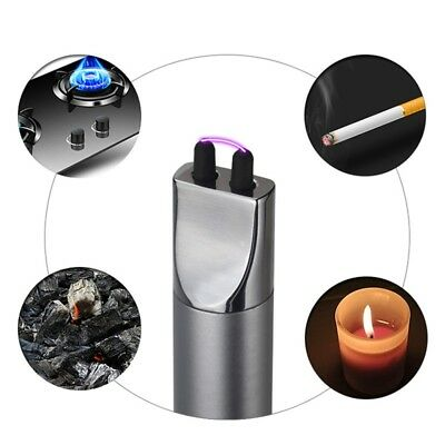 Kitchen Arc Pulsed USB Lighter BBQ Flameless Windproof Electric Rechargeable