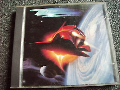 ZZ Top-Afterburner CD-Made in West Germany