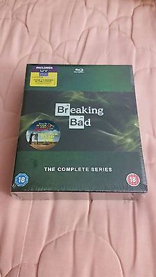 Breaking Bad: The Complete Series [15 Discs] Blu-ray Region Free