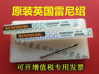 A-5003-0041 RENISHAW 3.0 Gem *40 Long M2