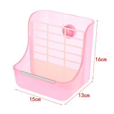 Hay Feeder Less Wasted Hay Rack Manger for Rabbit Guinea Pig Chinchilla