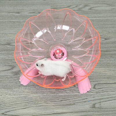 Exercise Running Wheel for Mouse, Chinchilla, Rat, Gerbil , Dwarf Hamster