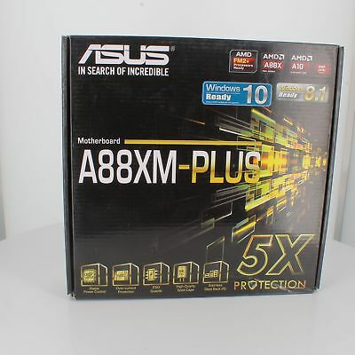 ASUS A88XM- Plus Motherboard