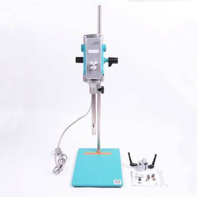 GEEG New Electric Dispersion Lab Mixer Mixing Homogenizer 300-28000rpm Disperser