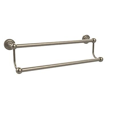 "NEW Allied Brass 18"" Double Towel Bar Antique Pewter FREE2DAYSHIP TAXFREE"