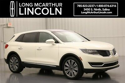 2016 Lincoln MKX BLACK LABEL THOROUGHBRED THEME ONLY 21K MILES AWD MSRP $54400 HIGHEST STYLE AND LUXURY! VENETIAN LEATHER ALCANTARA SUEDE CHILEAN MAPLE WOODS
