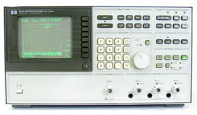 HP Agilent 3577A Analizzatore di rete Network Analyzer 5Hz 200 MHz