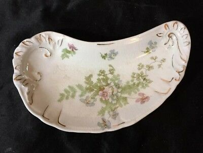 "Ant Alfred Meakin Bone Dish~England~Windermire~For A Lovely Table!~6.5 x 3""!"