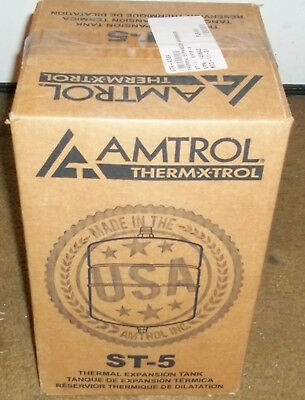 New Amtrol Ther-X-Trol ST-5 Water Heater Thermal Expansion Tank USA