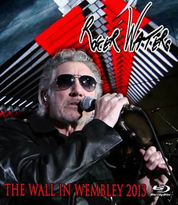 Roger Waters The Wall in Wembley 2013 BD Blu Ray Disc