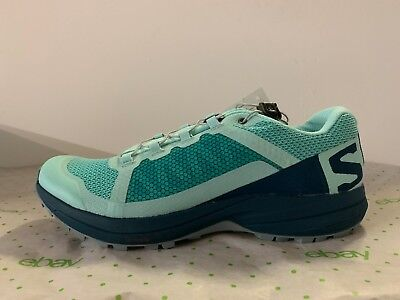 25634fc1 SALOMON XA ELEVATE Womens Lace Up Sneakers Athletic Trail Running ...