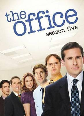 The Office: Season 5, Acceptable DVD, B.J. Novak, Jenna Fischer, John Krasinski,