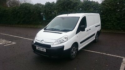 Citroen Dispatch Van 1.6 Hdi L2 1200 Lwb 2011 60 Twin Side Doors No Vat Expert
